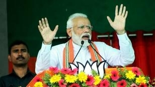 NaMo TV shows 24-hour programmes on Prime Minister Narendra Modi's rallies, speeches, even rap songs and dance routines devoted to the normally austere leader