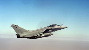Les ventes de Rafale devraient doper les exportations françaises d'armement.