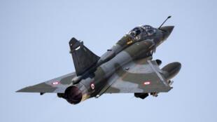 Un Mirage Dassault 2000D, le 8 novembre 2017.