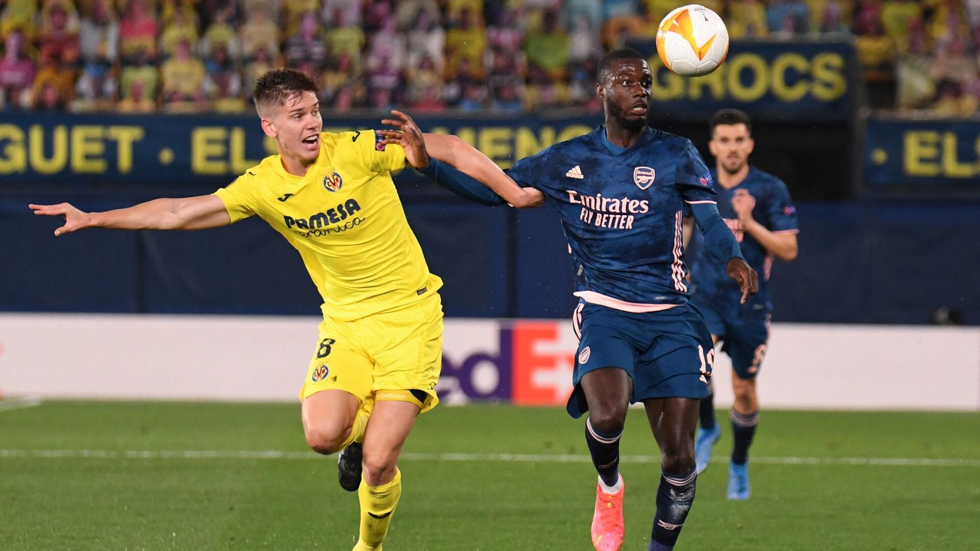 Football Ligue europa arsenal ivoirien