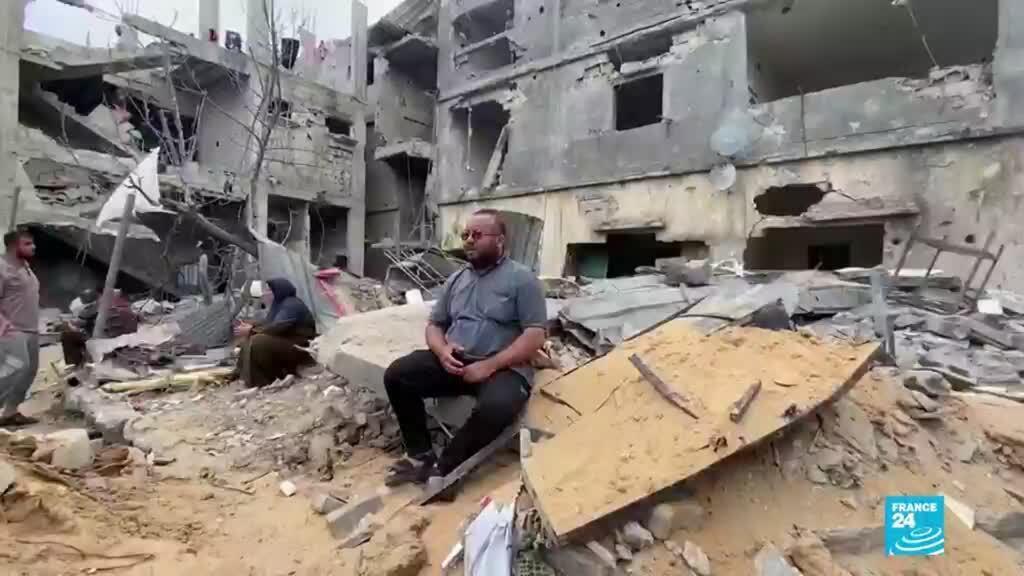 2021-05-23 14:33 Gaza: ONU pidió que se mantenga el alto el fuego para iniciar la reconstrucción de la ciudad