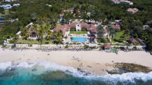 Le Château des Palmiers a été acheté en 2013 par Donald Trump. Il était dernièrement en vente pour 16,9 millions de dollars.