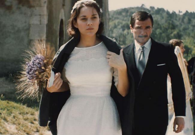 """Marion Cotillard dans """"Mal de pierres"""" de Nicole Garcia."""