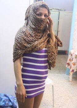 Siham, prostituée depuis trois ans