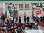 """مباراة السعودية في الضفة الغربية المحتلة.. """"تطبيع"""" مع إسرائيل أم """"دعم"""" للفلسطينيين؟"""
