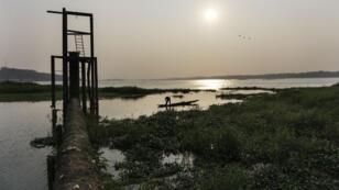 Le fleuve Congo est au coeur du sommet se tenant à Brazzaville, dimanche 29 avril.