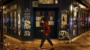 Across Europe, bars and restaurants are being forced to shut their doors again to fight the virus