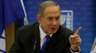 Benjamin Netanyahou est farovable à ce que le sergent Elor Azaria soit gracié.