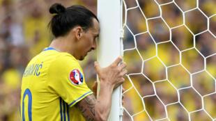 Zlatan Ibrahimovic quittera la sélection suédoise à la fin de l'Euro.