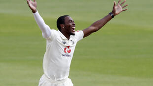 England's Jofra Archer is out of the second Test against India with an elbow injury