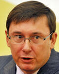 """Having reached fame at the head of the """"Ukraine without Kuchma"""" campaign, he joined the orange coalition in 2004. He held the position of minister of internal affairs for three years in Tymoshenko's cabinet."""