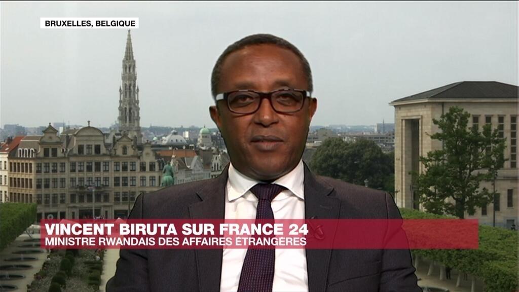 """""""C'est le moment d'ouvrir une nouvelle page entre la France et le Rwanda"""", dit Kigali"""