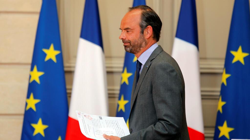 El primer ministro francés,  Edouard Philippe, informó que los islamistas liberados serán monitoreados constantemente.