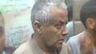"""Photo Twitter du Premier ministre libyen au moment de son """"arrestation"""""""