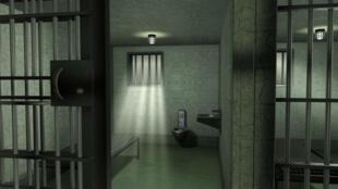 Une cellule traditionnelle dans une prison américaine.