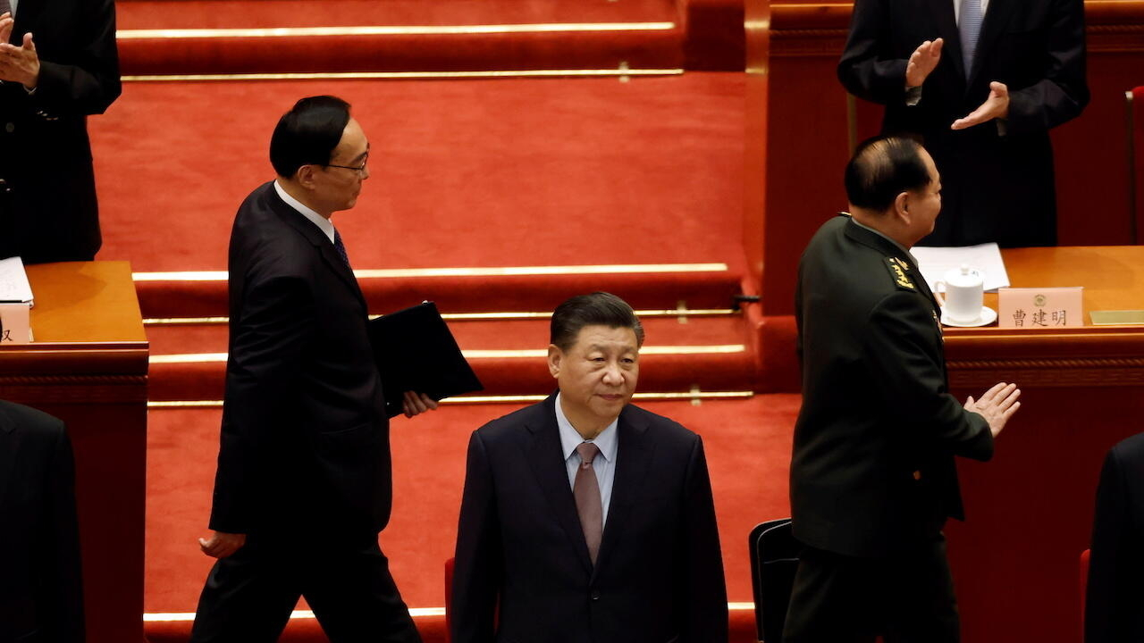 China to overtake Hong Kong electoral system at annual occasion congress