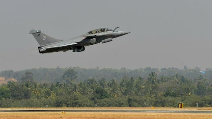 India launches strikes on militants in Kashmir, Pakistan