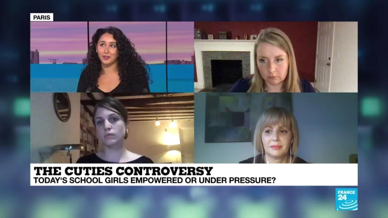 The Debate - The Cuties controversy: Today's school girls empowered or under pressure?