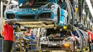 German manufacturers, who are reliant on exports, are more grim about the future