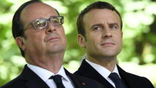 Pour Macron, les priorités en Syrie sont la lutte contre les groupes terroristes et la stabilité du pays.