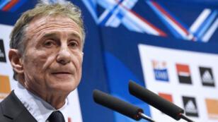 Guy Novès, le sélectionneur du XV de France.
