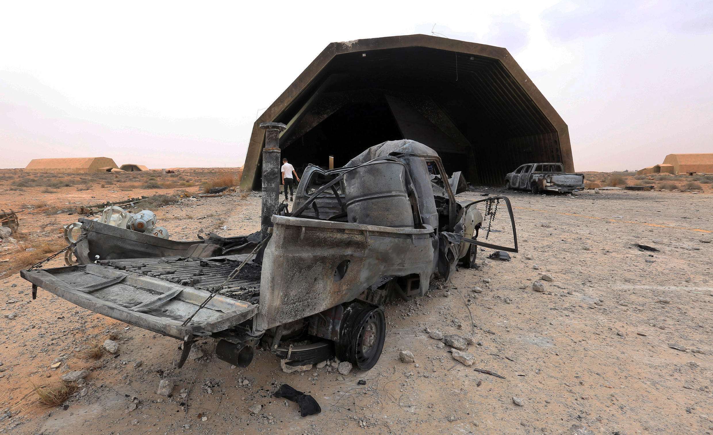 Libye-conflit