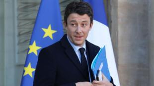 تعيين بنجامان غريفو متحدثا باسم الحكومة الفرنسية