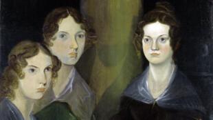 Les sœurs Brontë, par Patrick Branwell Bronte (1834).
