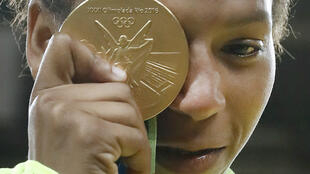 La judoka Rafaela Silva a remporté le titre des - 57 kg.