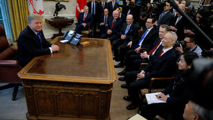 El presidente de Estados Unidos, Donald Trump, ha mostrado optimismo en torno a las conversaciones que su país mantiene con China para alcanzar un acuerdo comercial.