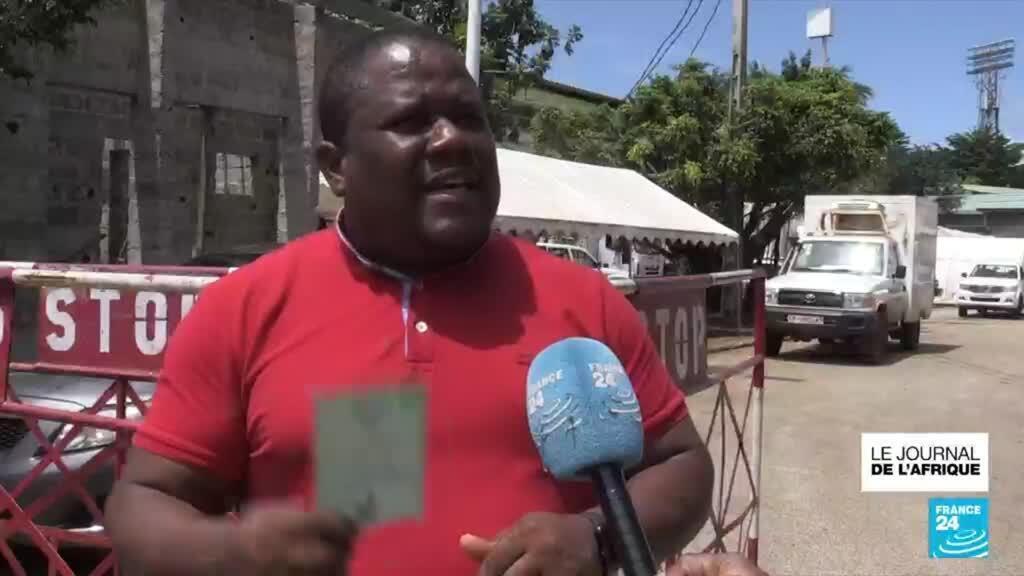 2021-08-26 22:45 Passe sanitaire en Guinée : il devient obligatoire pour accéder aux services publics