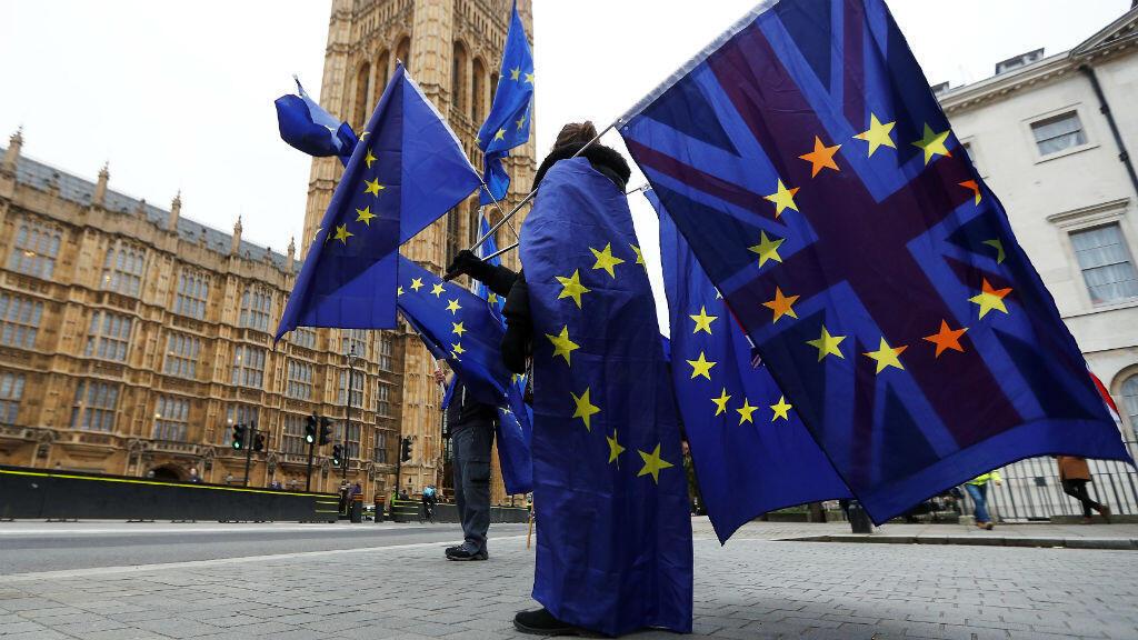 El Reino Unido saldrá de la Unión Europea en marzo de 2019.