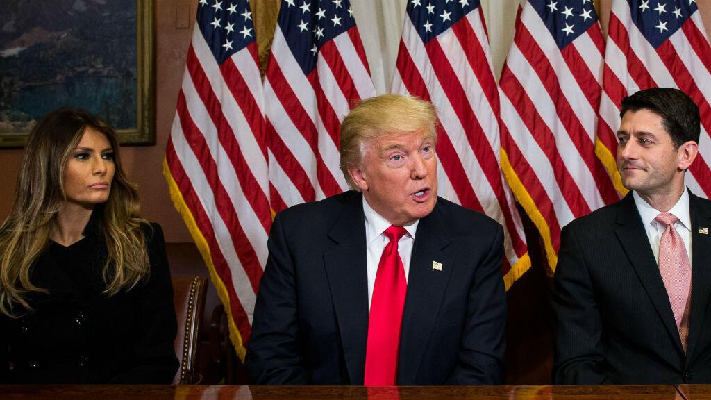 Donald Trump avait appelé à démanteler l'accord sur le nucléaire iranien durant sa campagne.