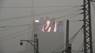 Pour la première fois, la Chine a décrêté l'alerte rouge à Pékin à cause des niveaux de pollution.