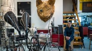 Hong Kong artist Kacey Wong's work is a protest in a city struggling to square its vast cultural ambitions with an increasingly assertive Beijing