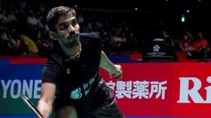 Kidambi Srikanth was the first Indian to reach number one in the world badminton rankings in April but has slumped since