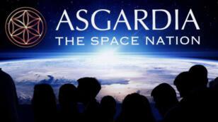 """Asgardia ambitionne de devenir la première """"nation spatiale"""" reconnue par l'ONU."""