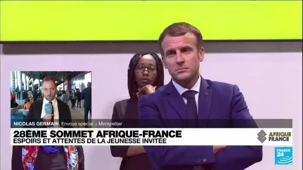 2021-10-08 13:01 Sommet Afrique-France : démocratie, entreprenariat, culture et sport au programme
