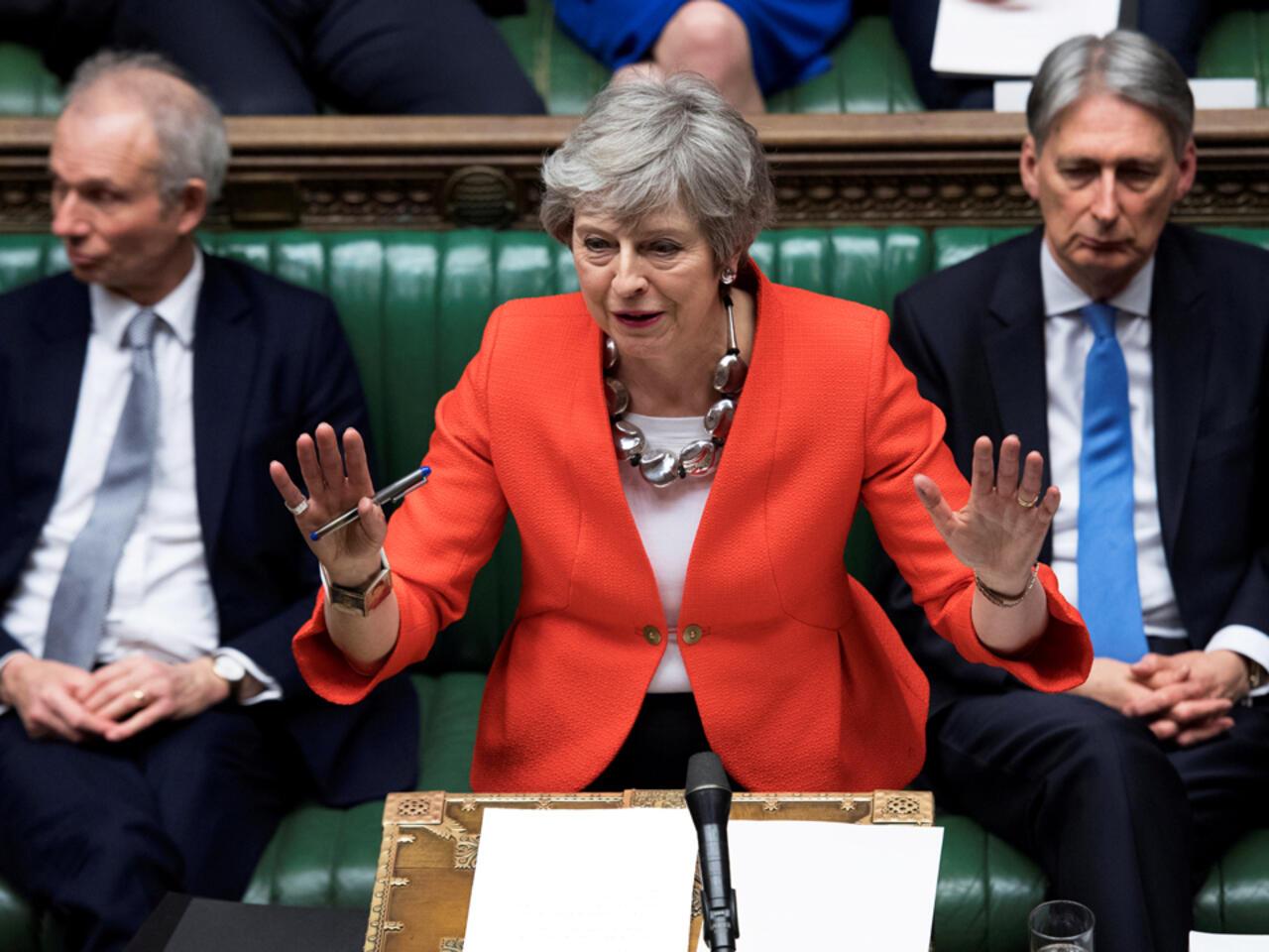 Qué sigue tras el segundo rechazo del Parlamento al Brexit de May?