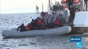 En foco - Grecia inmigrantes