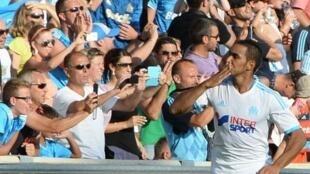 Dimitri Payet, l'une des recrues estivales de l'Olympique de Marseille.