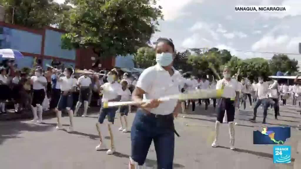 2021-09-16 17:09 Entre festejos y crisis, Nicaragua conmemora el bicentenario de la Independencia (4/5)