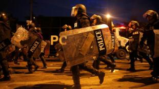 RTX82C6P Thailand riot police