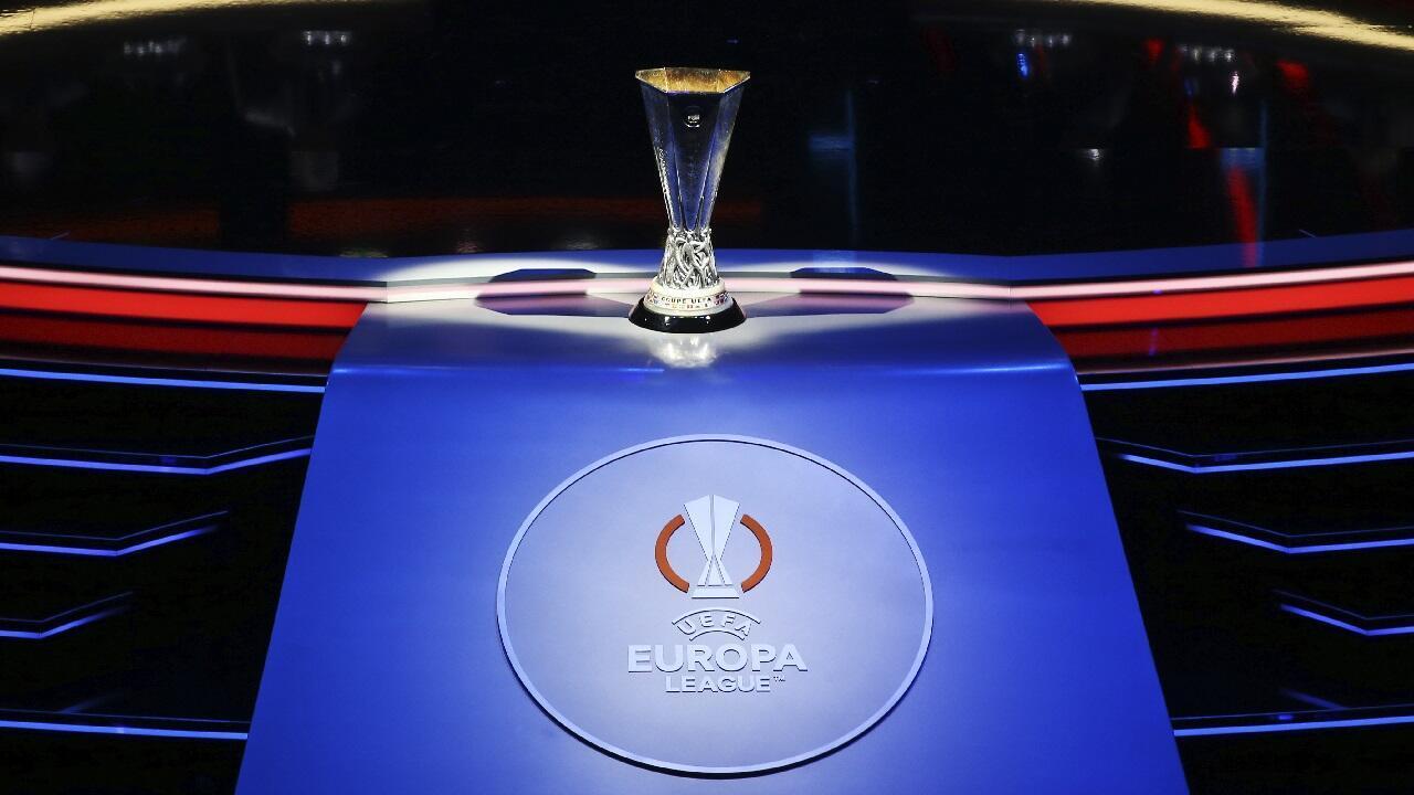 PHOTO Trophée Ligue Europa - 27 août 2021