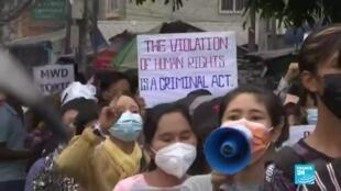2021-04-03 19:11 Myanmar: nueva jornada de represión a manos de los militares
