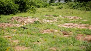 """L'une des """"zones d'intérêt"""" repérées par Amnesty International, dans la région de Buringa au Burundi."""