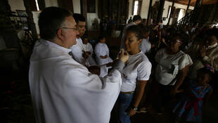 Peregrinos de diversas partes del mundo se encuentran en Panamá para participar a partir del 23 de enero, junto al Papa Francisco, en las Jornadas Mundiales de la Juventud 2019.