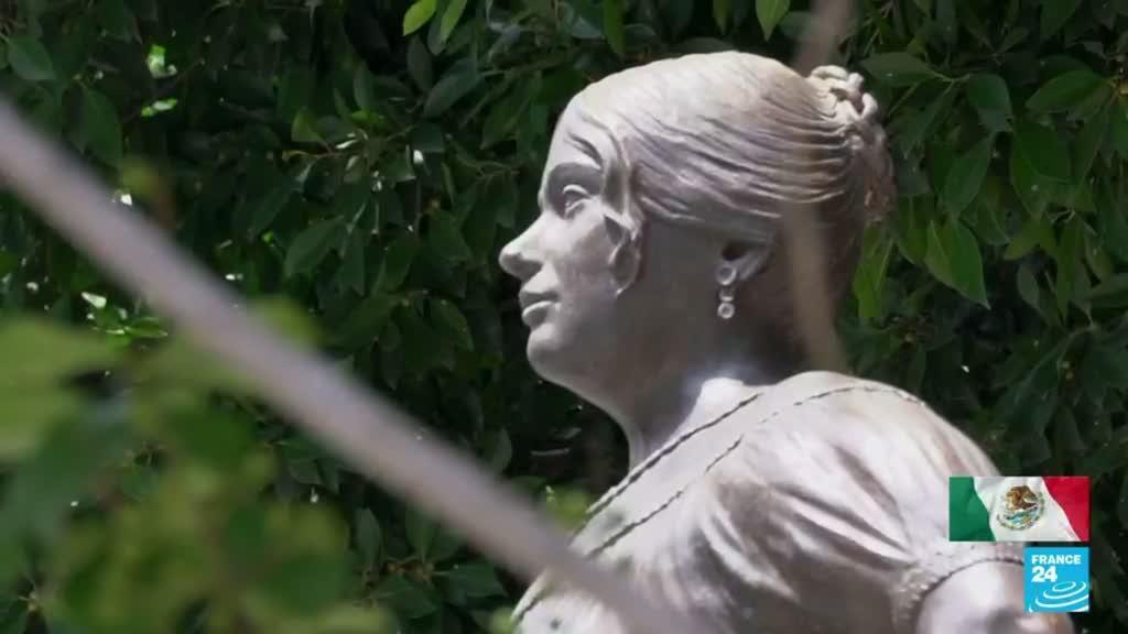 2021-09-15 17:09 El bicentenario de la independencia en México busca revalorizar el papel de las mujeres (3/5)