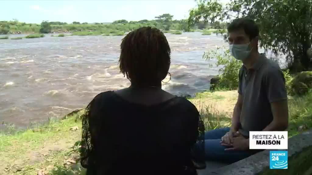 En RD Congo, le confinement dû au coronavirus tourne au cauchemar pour les femmes victimes de violences conjugales.