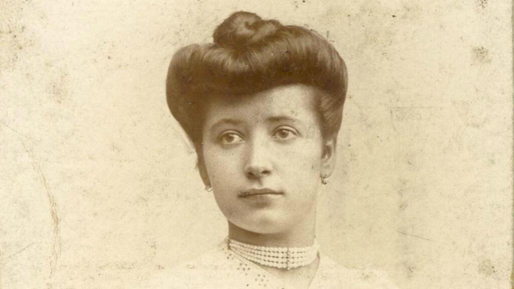 Une photographie non datée de Louise de Bettignies
